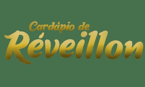 Cardápio Réveillon
